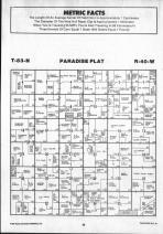Paradise T83N-R40W, Crawford County 1990 Published by Farm and Home Publishers, LTD