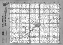 Index Map, Crawford County 1991