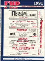 Title Page, Crawford County 1991