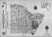 Index Map, Des Moines County 1990