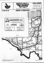 Map Image 007, Des Moines County 1991