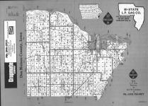 Index Map, Des Moines County 1992