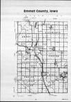Emmet County Index Map 1, Dickinson and Emmet Counties 1987