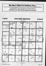 Jack Creek T98N-R32W, Emmet County 1990 Published by Farm and Home Publishers, LTD