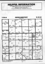 Center T99N-R33W, Emmet County 1990 Published by Farm and Home Publishers, LTD