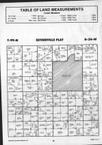 Estherville T99N-R34W, Emmet County 1990 Published by Farm and Home Publishers, LTD