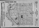 Index Map, Fremont County 1989