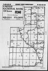 Map Image 010, Fremont County 1989