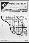 Map Image 011, Fremont County 1989
