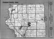 Index Map, Fremont County 1990