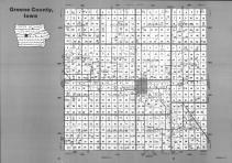 Index Map, Greene County 1991