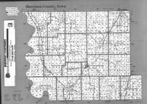 Index Map, Harrison County 1992