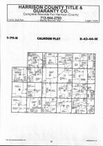 Map Image 013, Harrison County 1992