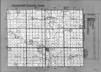 Index Map, Humboldt County 1990 Published by Farm and Home Publishers, LTD