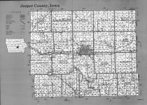 Index Map, Jasper County 1992
