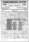 Map Image 006, Kossuth County 1984 Published by Farm and Home Publishers, LTD