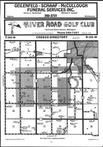 Map Image 007, Kossuth County 1984 Published by Farm and Home Publishers, LTD