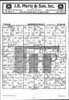 Map Image 012, Kossuth County 1984 Published by Farm and Home Publishers, LTD