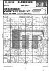 Map Image 018, Kossuth County 1984 Published by Farm and Home Publishers, LTD