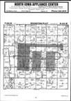 Map Image 028, Kossuth County 1984 Published by Farm and Home Publishers, LTD