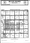 Map Image 029, Kossuth County 1984 Published by Farm and Home Publishers, LTD