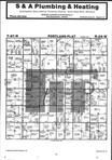 Map Image 040, Kossuth County 1984 Published by Farm and Home Publishers, LTD