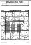 Map Image 061, Kossuth County 1984 Published by Farm and Home Publishers, LTD
