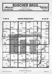 Map Image 007, Kossuth County 1985 Published by Farm and Home Publishers, LTD