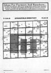 Map Image 012, Kossuth County 1985 Published by Farm and Home Publishers, LTD