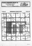 Map Image 016, Kossuth County 1985 Published by Farm and Home Publishers, LTD