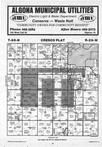 Map Image 019, Kossuth County 1985 Published by Farm and Home Publishers, LTD