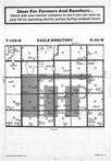Map Image 025, Kossuth County 1985 Published by Farm and Home Publishers, LTD