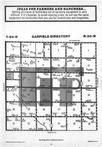 Map Image 033, Kossuth County 1985 Published by Farm and Home Publishers, LTD
