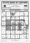 Map Image 056, Kossuth County 1985 Published by Farm and Home Publishers, LTD