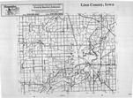 Index Map, Linn County 1988 Published by Farm and Home Publishers, LTD