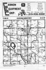Map Image 026, Linn County 1988 Published by Farm and Home Publishers, LTD