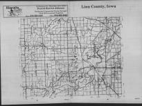 Index Map, Linn County 1989
