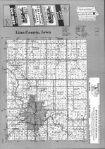 Index Map, Linn County 1992 Published by Farm and Home Publishers, LTD