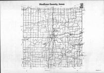 Index Map, Madison County 1987