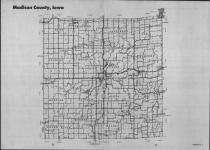 Index Map, Madison County 1990