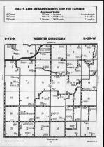Map Image 001, Madison County 1990