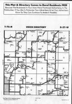 Map Image 006, Madison County 1992