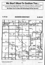 Map Image 030, Madison County 1992