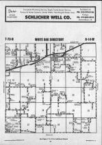 Map Image 001, Mahaska County 1987