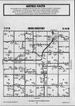 Map Image 006, Mahaska County 1987
