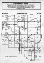 Map Image 007, Mahaska County 1987