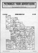 Map Image 012, Mahaska County 1987