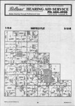 Map Image 021, Mahaska County 1987