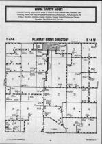 Map Image 026, Mahaska County 1987