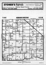 Map Image 027, Mahaska County 1987